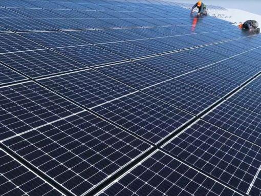 GREEN ENERGY INSTALACJA FOTOWOLTAICZNA